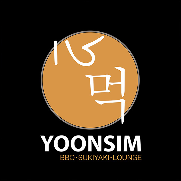 mittagsmen yoonsim koreanisches bbq restaurant. Black Bedroom Furniture Sets. Home Design Ideas