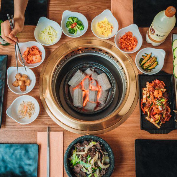 Koreanisches BBQ essen in Düsseldorf