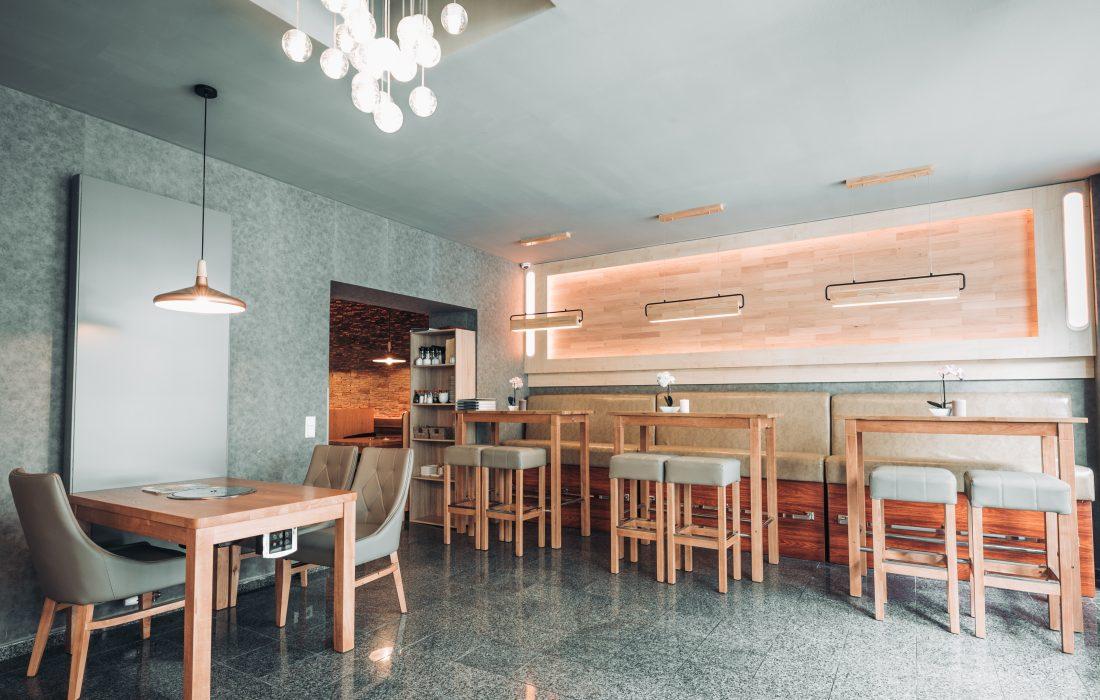 Restaurant Yoonsim innen